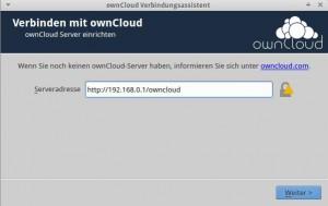 Serveradresse